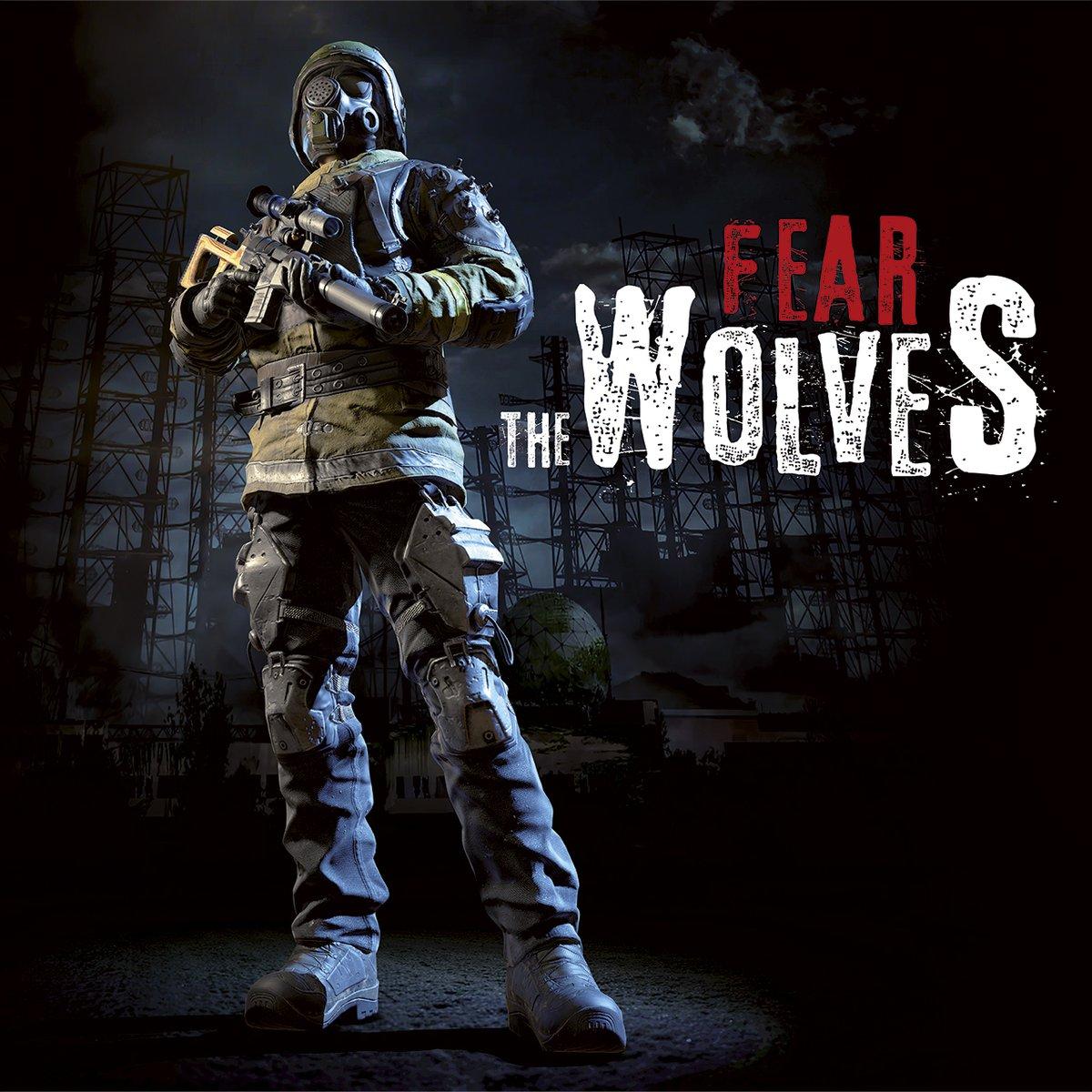 Первый трейлер Fear The Wolves!