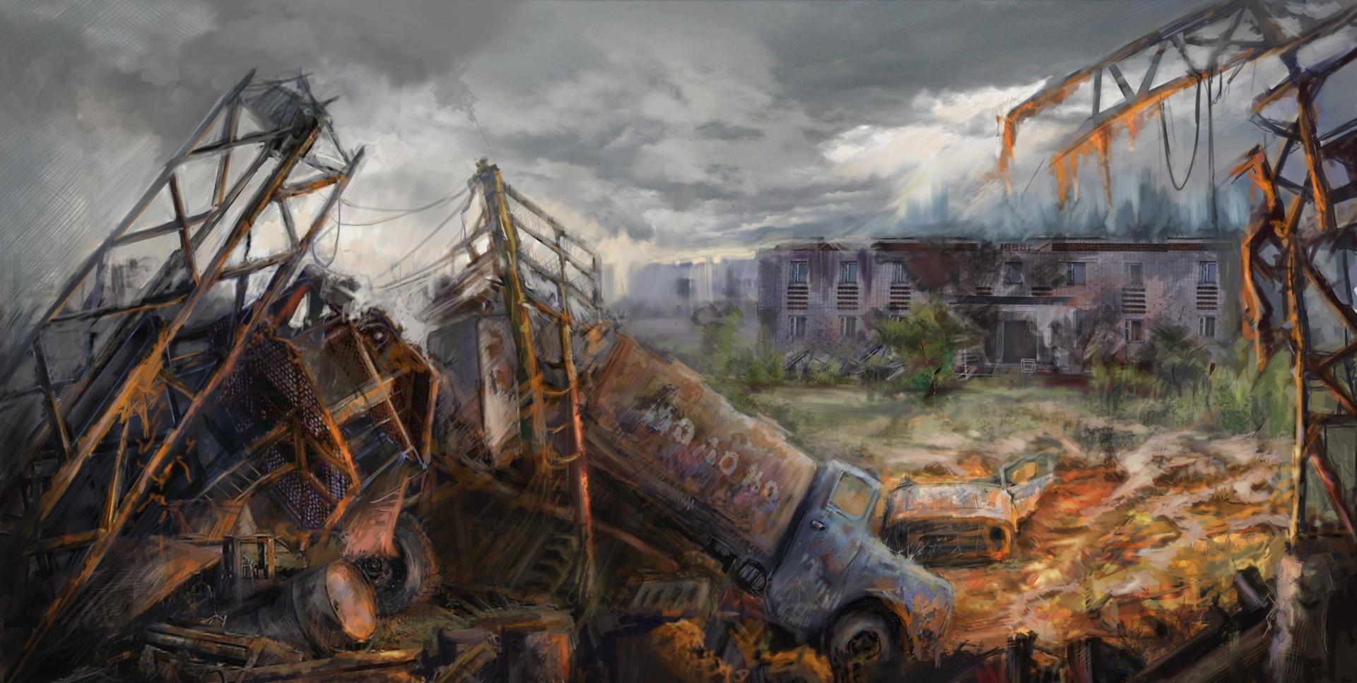 Новые концепт-арты Survarium