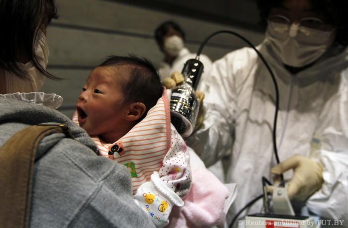 """В префектуре Фукусима ввели сегрегацию по радиационной """"чистоте"""""""
