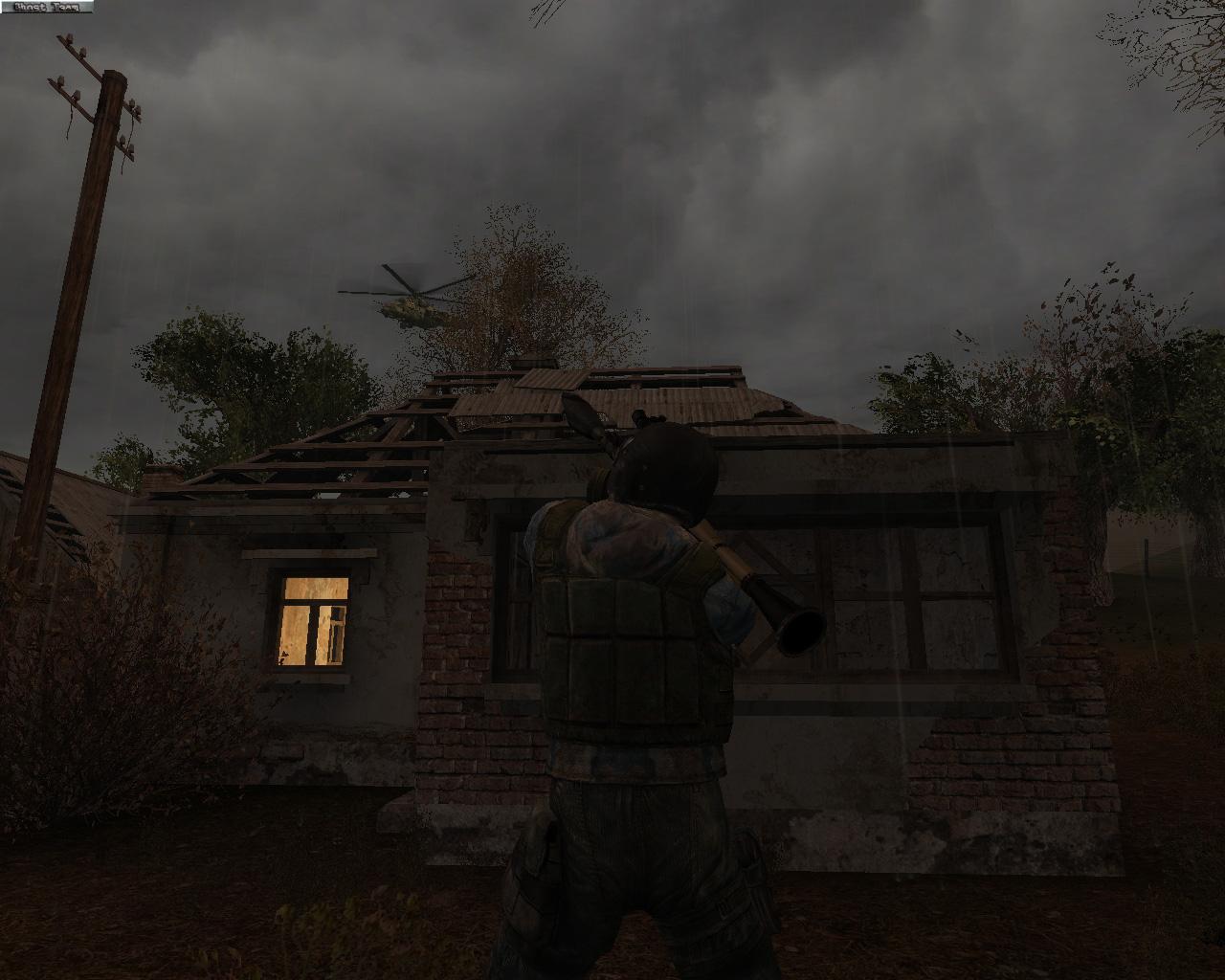 Stalker CS 'Clear shot' ver 13.0 final